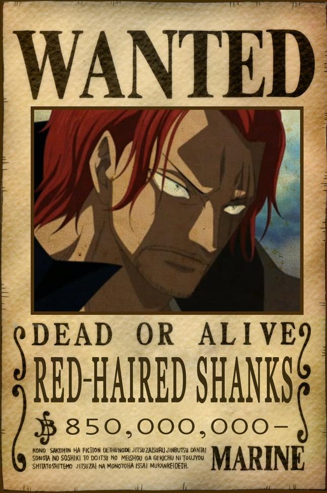 [One Piece] Những hình ảnh đẹp nhất của Shank Tóc Đỏ - anh 10