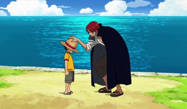 [One Piece] Những hình ảnh đẹp nhất của Shank Tóc Đỏ - anh 6