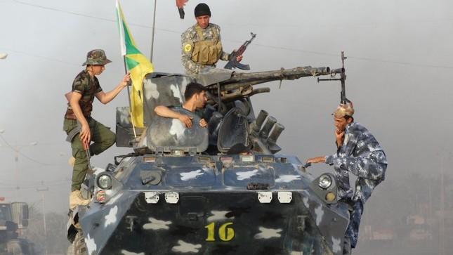 Thủ lĩnh cấp cao IS tan xác vì pháo kích của quân Liban - anh 2