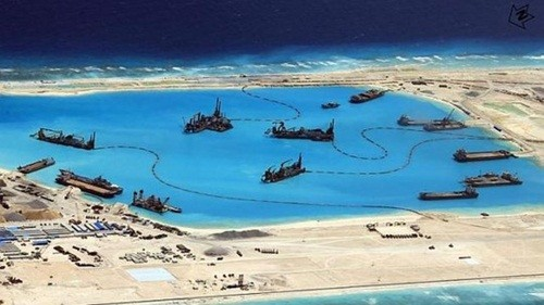 Trung Quốc phẫn nộ vì tuyên bố của G7 về vấn đề Biển Đông - anh 2