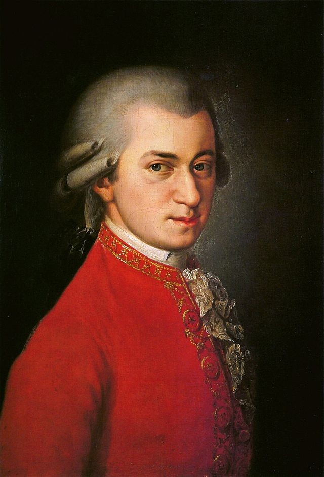 Trí lực siêu phàm của thiên tài soạn nhạc Mozart - anh 1