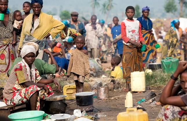 iFact Có thể bạn chưa biết: Những con số 'đáng báo động' về sự nghèo đói trên thế giới - anh 4