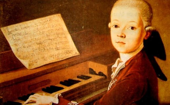 Trí lực siêu phàm của thiên tài soạn nhạc Mozart - anh 3