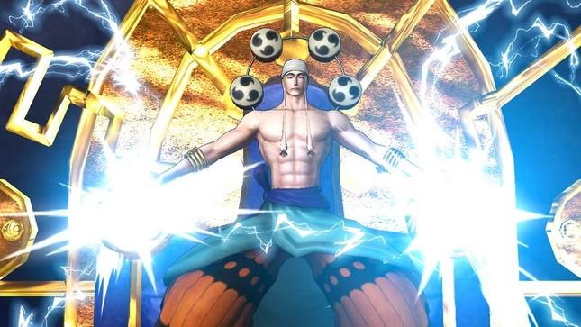 [One Piece] Nhân vật phản diện trong One Piece - Chúa trời Enel - anh 3