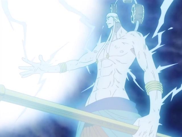 [One Piece] Nhân vật phản diện trong One Piece - Chúa trời Enel - anh 4