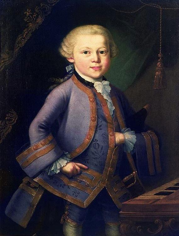 Trí lực siêu phàm của thiên tài soạn nhạc Mozart - anh 2
