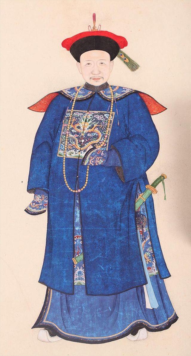 """Hòa Thân - """"Đệ nhất quan tham"""" trong lịch sử Trung Hoa - anh 1"""