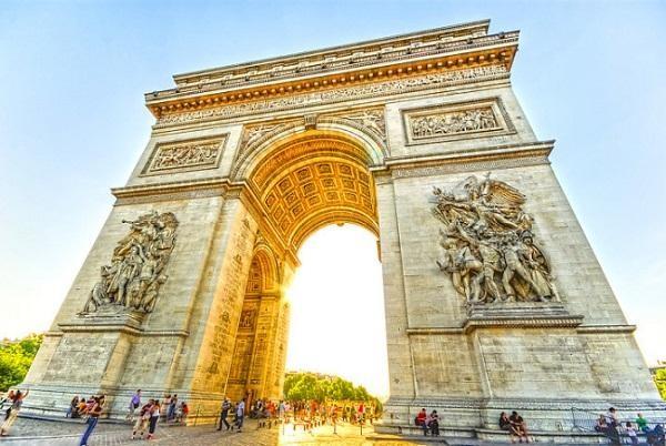 Khám phá lý thú về Khải Hoàn Môn - Công trình quyến rũ bậc nhất Paris - anh 1