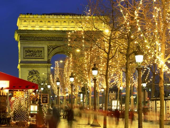 Khám phá lý thú về Khải Hoàn Môn - Công trình quyến rũ bậc nhất Paris - anh 4