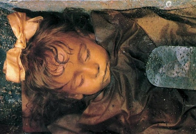 8 xác ướp nguyên vẹn nhất trên thế giới - anh 6