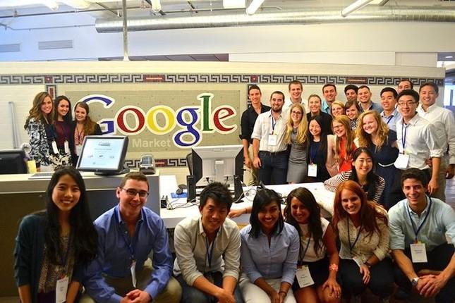 'Gã khổng lồ' Google chuộng nhân viên... thất học - anh 2