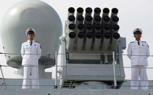 Trung Quốc thử thành công tên lửa siêu thanh mang đầu đạn hạt nhân - anh 1