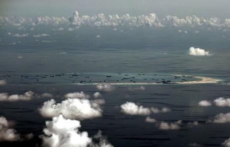 Biển Đông hôm nay 17/6: Trung Quốc tiếp tục xây cơ sở quân sự phi pháp, Mỹ tuyên bố không 'ngồi im' - anh 1