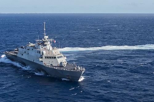 Biển Đông hôm nay 17/6: Trung Quốc tiếp tục xây cơ sở quân sự phi pháp, Mỹ tuyên bố không 'ngồi im' - anh 2