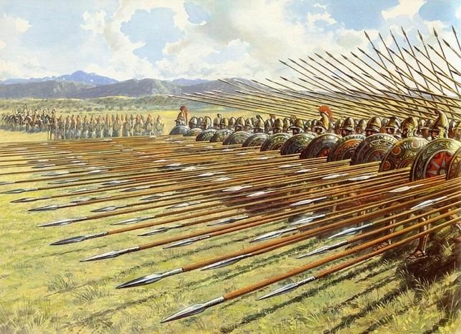 Sức mạnh khủng khiếp của kỵ binh Hetairoi Macedonia - Đội quân 'tất thắng' trong lịch sử cổ đại - anh 3