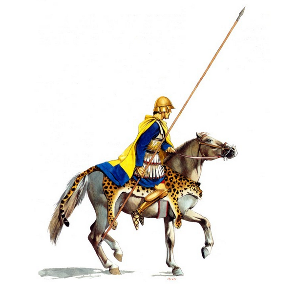 Sức mạnh khủng khiếp của kỵ binh Hetairoi Macedonia - Đội quân 'tất thắng' trong lịch sử cổ đại - anh 6