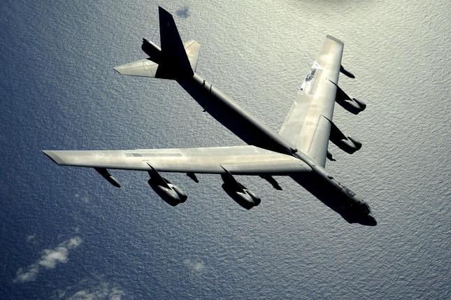 'Pháo đài bay' B52: Niềm kiêu hãnh của Không quân Mỹ - anh 2