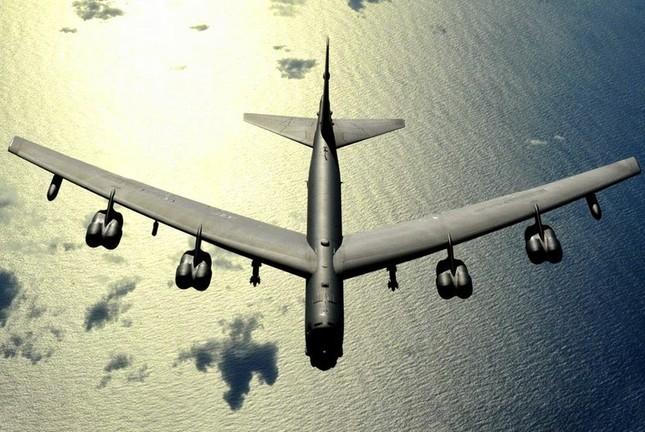 'Pháo đài bay' B52: Niềm kiêu hãnh của Không quân Mỹ - anh 1