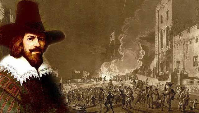 Câu chuyện chấn động lịch sử của chiếc Mặt nạ Guy Fawkes - anh 4