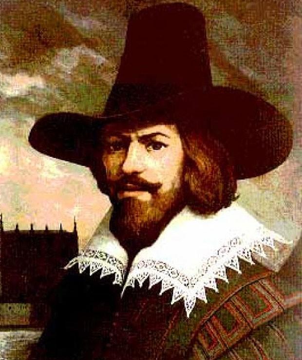 Câu chuyện chấn động lịch sử của chiếc Mặt nạ Guy Fawkes - anh 2
