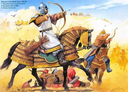 10 đội kỵ binh dũng mãnh nhất lịch sử thế giới - anh 41