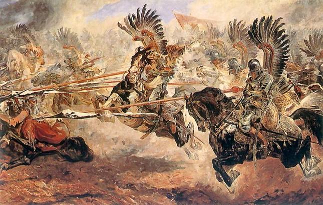 10 đội kỵ binh dũng mãnh nhất lịch sử thế giới - anh 27