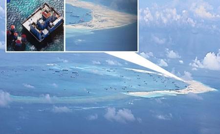 Biển Đông hôm nay 20/6: Trung Quốc đang đơn phương 'đấu tay đôi' với các nước lớn - anh 1