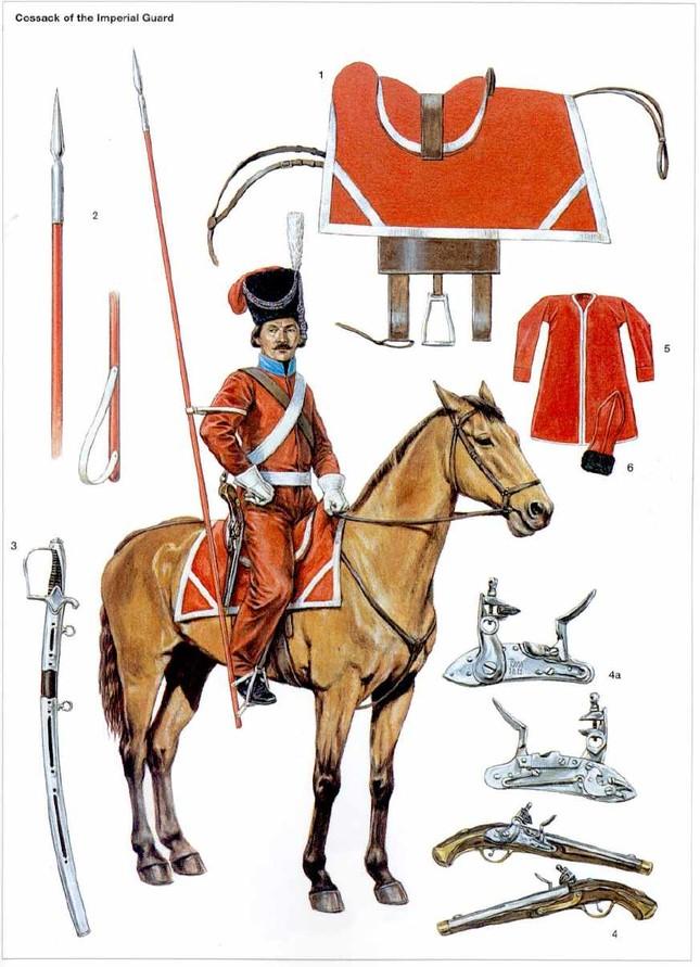 10 đội kỵ binh dũng mãnh nhất lịch sử thế giới - anh 35