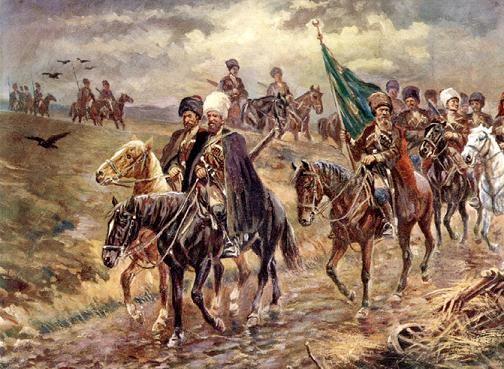 10 đội kỵ binh dũng mãnh nhất lịch sử thế giới - anh 34
