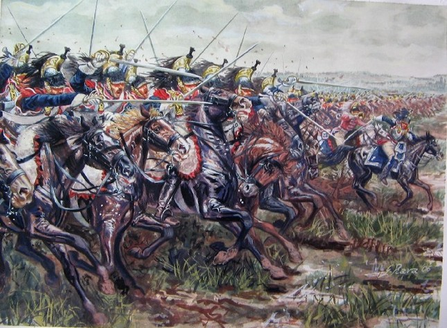 10 đội kỵ binh dũng mãnh nhất lịch sử thế giới - anh 40