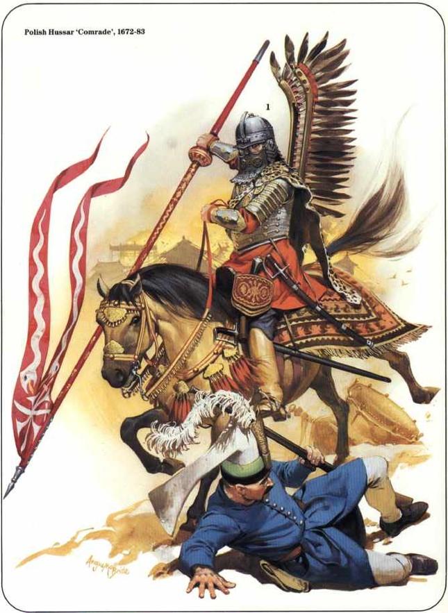 10 đội kỵ binh dũng mãnh nhất lịch sử thế giới - anh 25