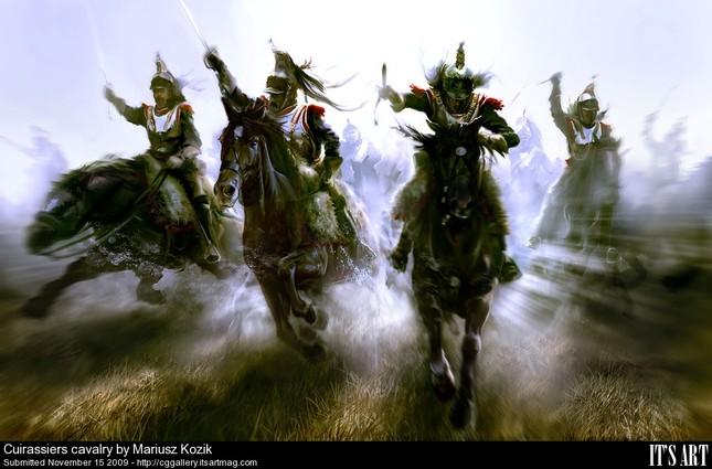 10 đội kỵ binh dũng mãnh nhất lịch sử thế giới - anh 37