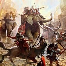 10 đội kỵ binh dũng mãnh nhất lịch sử thế giới - anh 19