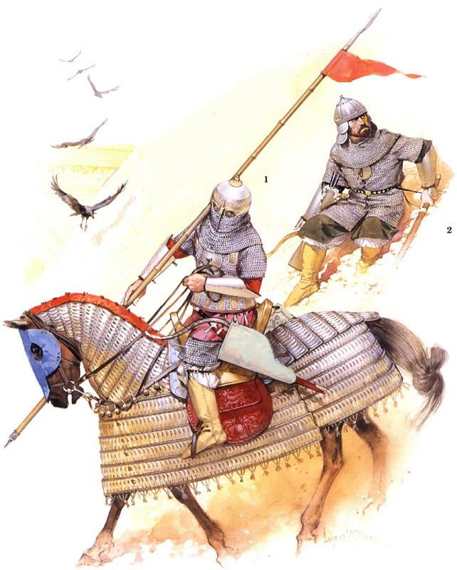10 đội kỵ binh dũng mãnh nhất lịch sử thế giới - anh 23