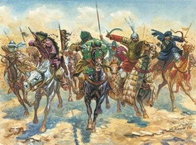 10 đội kỵ binh dũng mãnh nhất lịch sử thế giới - anh 5