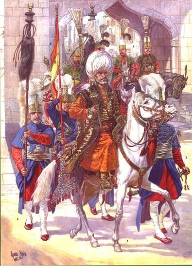 10 đội kỵ binh dũng mãnh nhất lịch sử thế giới - anh 22