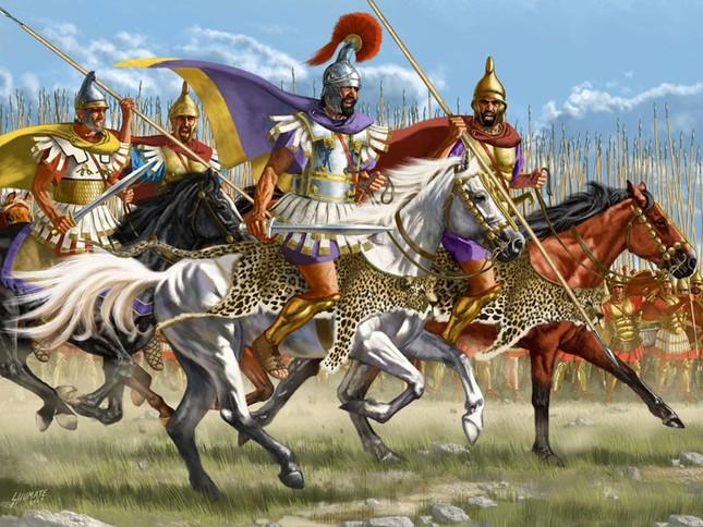 10 đội kỵ binh dũng mãnh nhất lịch sử thế giới - anh 2