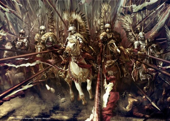 10 đội kỵ binh dũng mãnh nhất lịch sử thế giới - anh 26