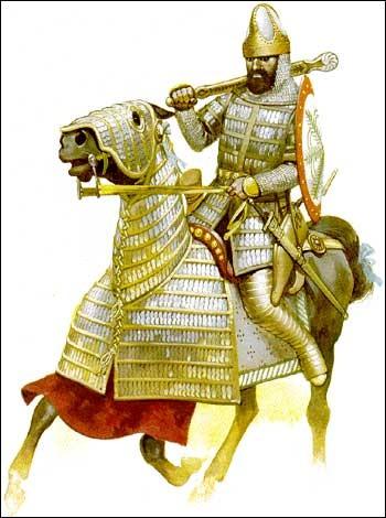 10 đội kỵ binh dũng mãnh nhất lịch sử thế giới - anh 30