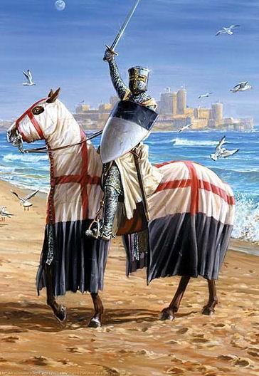 10 đội kỵ binh dũng mãnh nhất lịch sử thế giới - anh 10