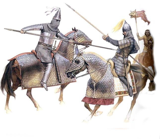 10 đội kỵ binh dũng mãnh nhất lịch sử thế giới - anh 31