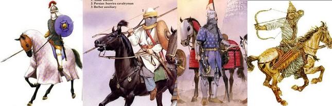 10 đội kỵ binh dũng mãnh nhất lịch sử thế giới - anh 7