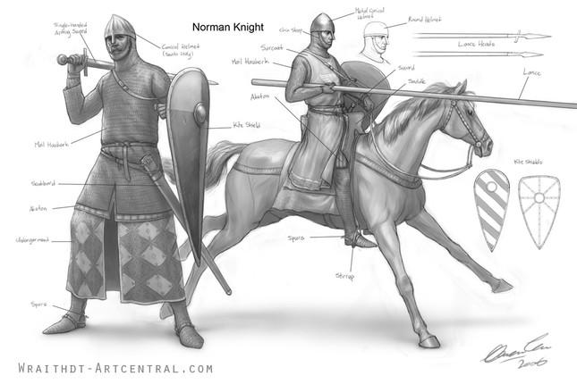 10 đội kỵ binh dũng mãnh nhất lịch sử thế giới - anh 13