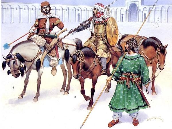 10 đội kỵ binh dũng mãnh nhất lịch sử thế giới - anh 6