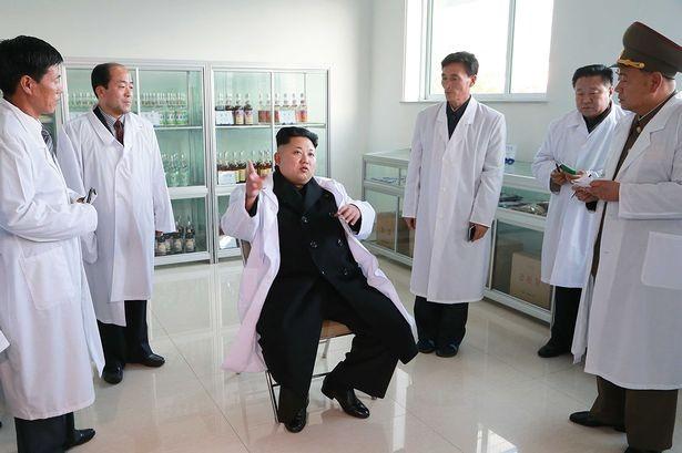 Triều Tiên tuyên bố tạo ra thuốc chữa MERS, Ebola và AIDS - anh 1