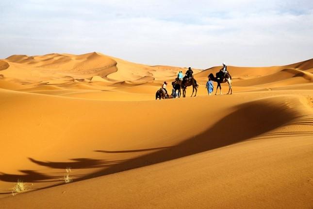 iFact Có thể bạn chưa biết: Bí mật những 'thung lũng chết' trên Trái đất - anh 1