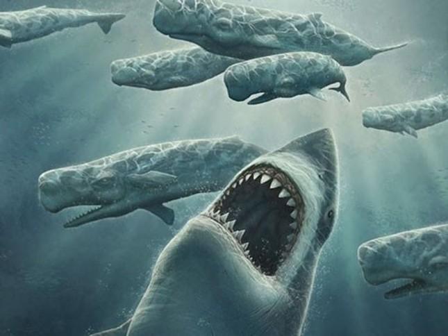 10 quái vật khổng lồ đã tuyệt chủng trên Trái đất - anh 6