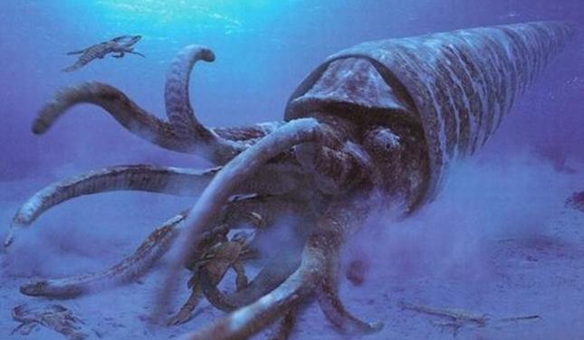 10 quái vật khổng lồ đã tuyệt chủng trên Trái đất - anh 10