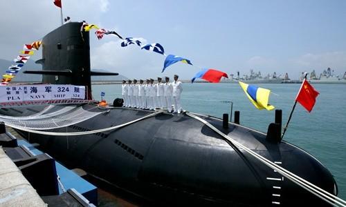 Biển Đông hôm nay 24/6: Trung Quốc biến Biển Đông thành căn cứ giấu tàu ngầm khủng - anh 1