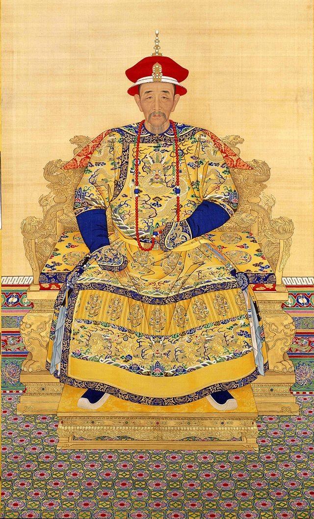 Khang Hi - Hoàng đế háo sắc bậc nhất lịch sử Trung Hoa - anh 1